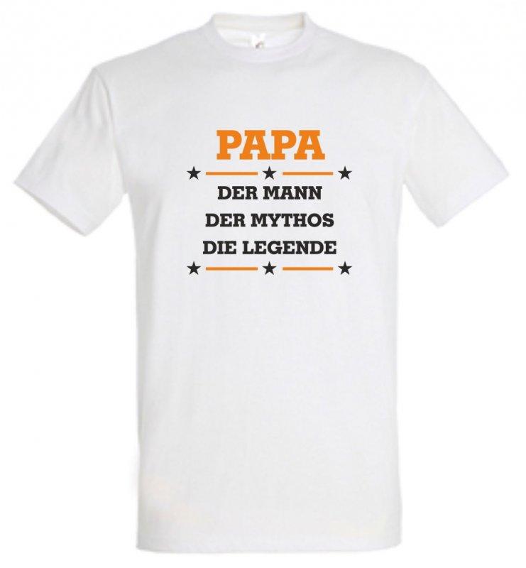 Papa, der Mann der Mythos die Legende